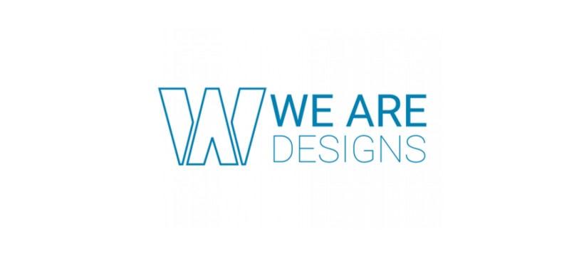Logo de We Are Designs