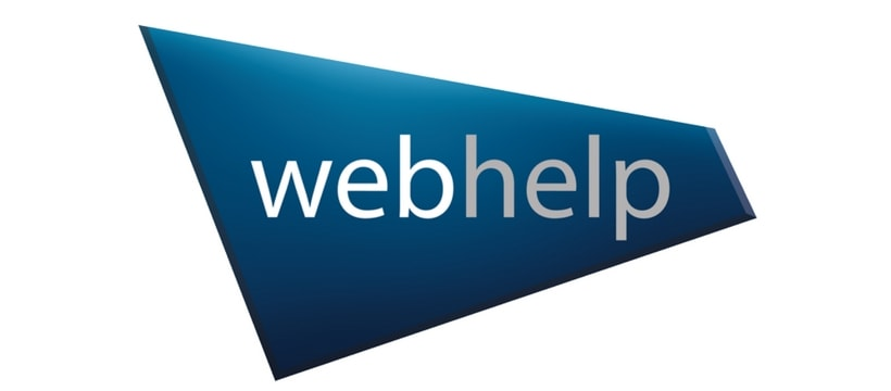 Logo de webhelp