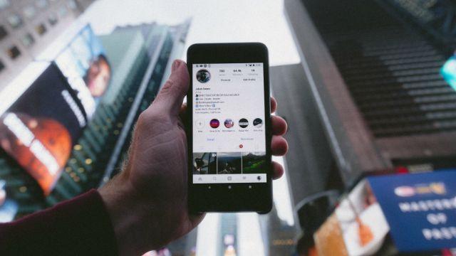 écran de smartphone