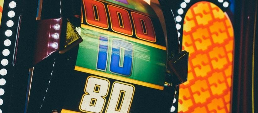 une roue de casino
