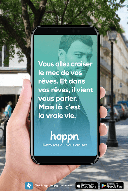 Campagne happn