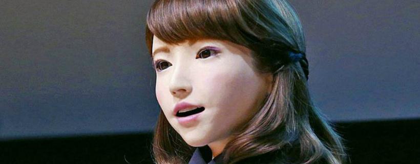 robot érica