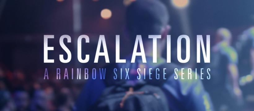affiche de la webserie escalation