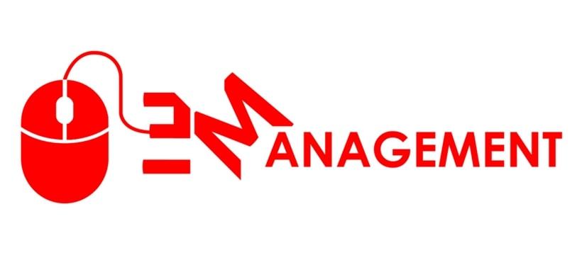 Logo de esport management