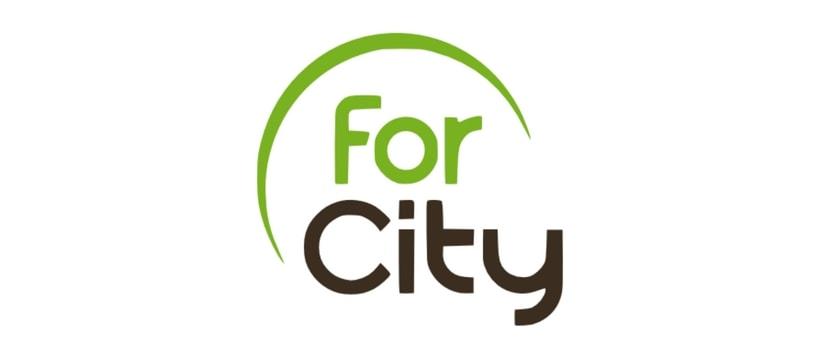 Logo de forcity