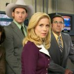 photo des personnages principaux du film anchorman