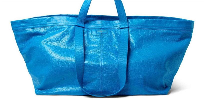 sac Ikea Balenciaga