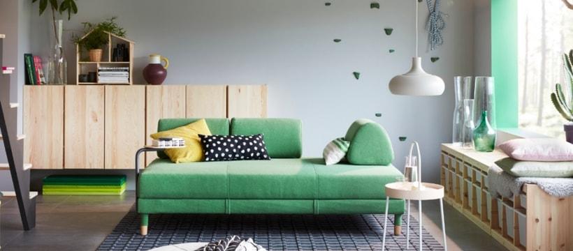 Un intérieur IKEA