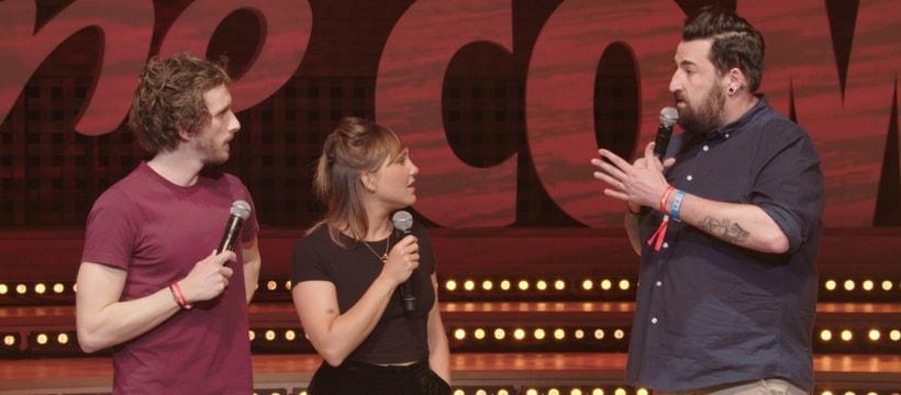 humorises au bueno comedy show