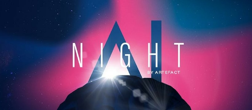 logo AI night