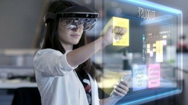 lunettes de realite augmentee