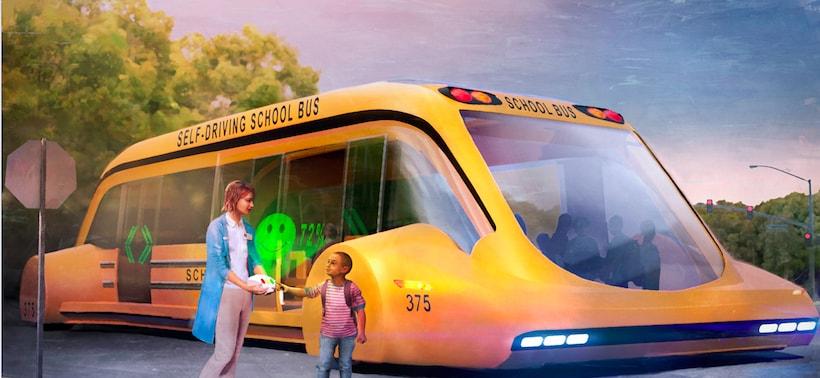 bus autonome