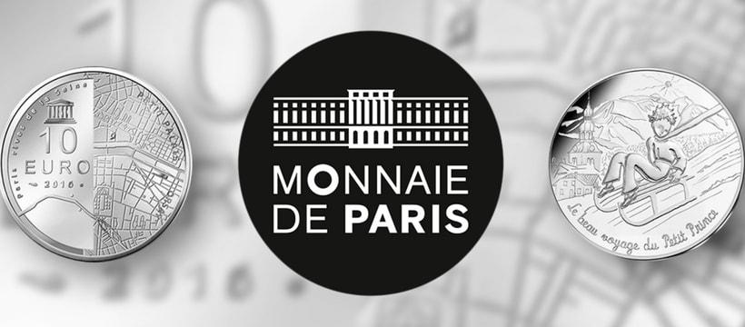 affiche de la monnaie de paris