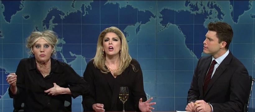 Catherine Deneuve et Brigitte Bardot parodiées au SNL