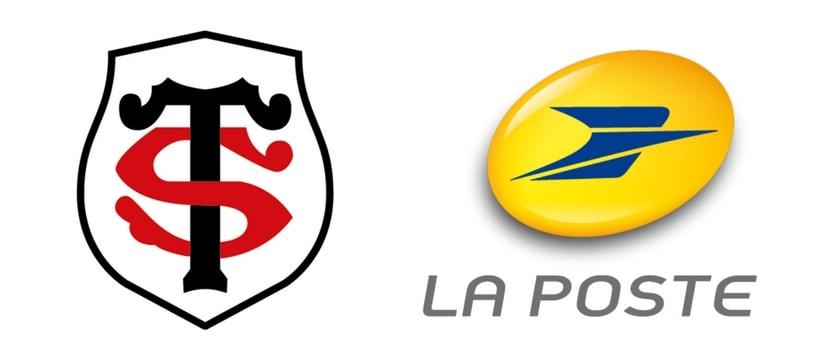 logos toulours et la poste