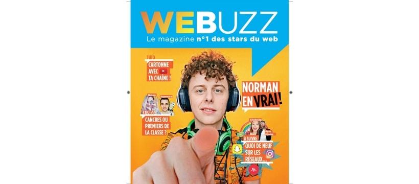 Une de WeBuzz