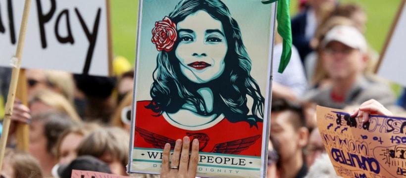 manifestation we the people