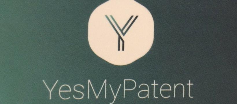 logo de yesmypatent