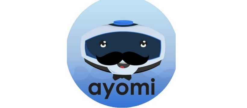 logo de la startup ayomi