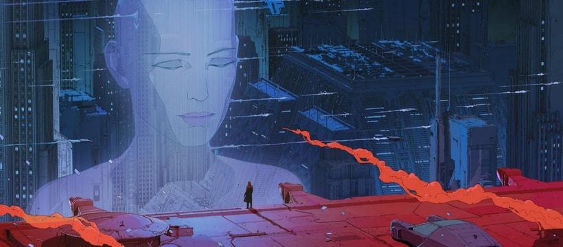 Blade Runner 20149 artwork