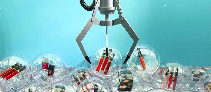 chanel coco game center machine à pinces