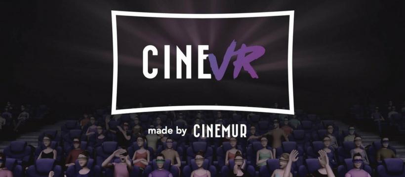cinevr la salle de cinema en réalité virtuelle