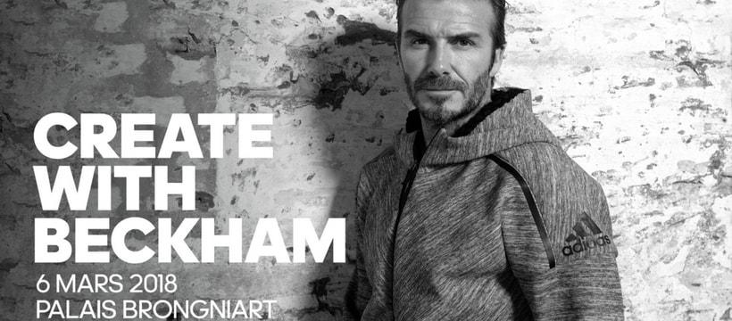Portrait de David Beckham
