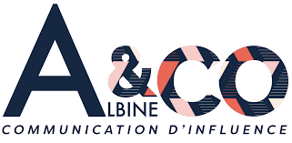 Logo de l'agence Albine & Co