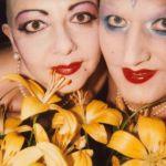 Les artistes Eva et Adele