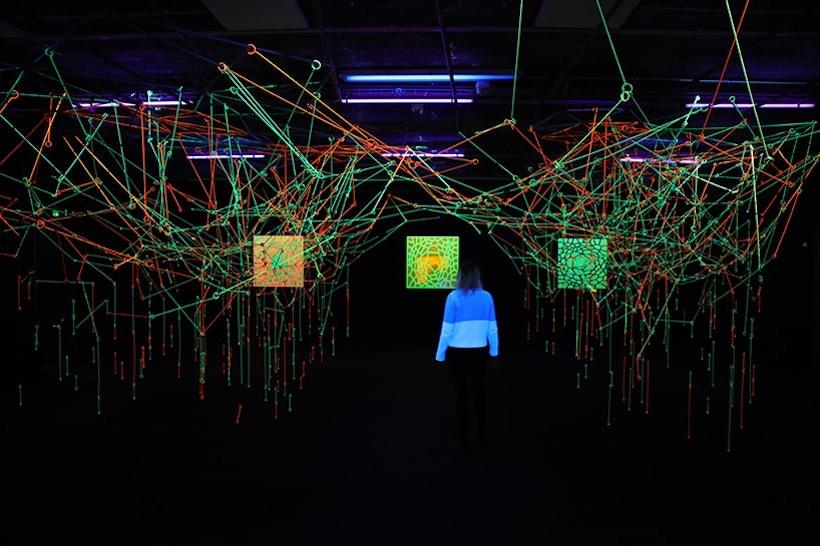 art numérique Miguel Chevalier