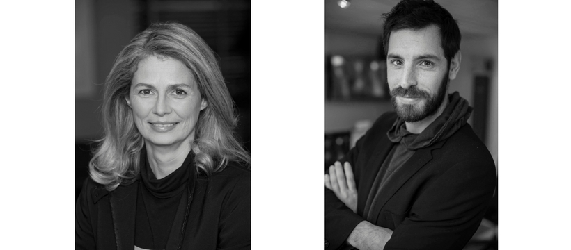 portrait de Virginie Sappey et Yann Chatellier