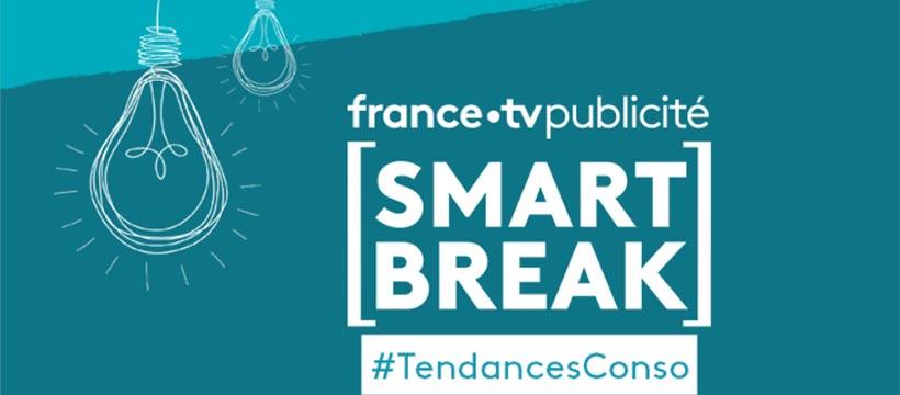 smart break francetv pub