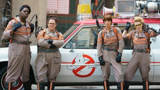 casting du dernier film ghostbusters