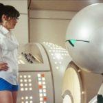 le robot du film h2g2