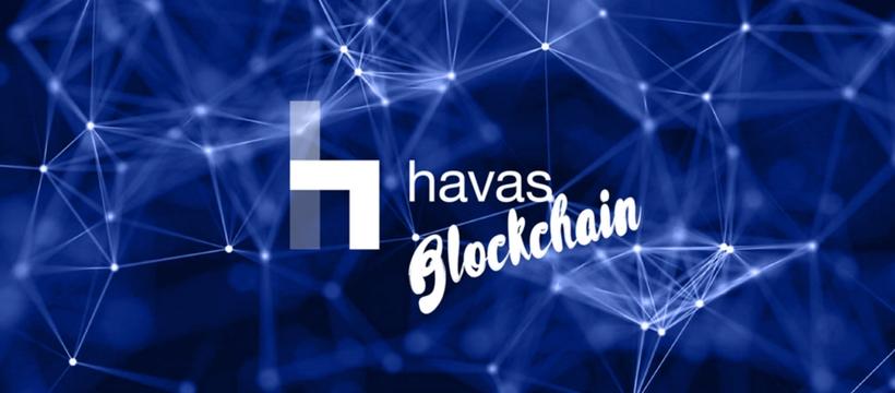 logo havas blockchain