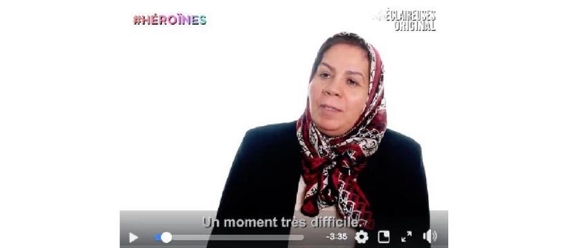 Latifa Ubn Ziaten, première #héroïne des Éclaireuses