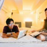 À l'intérieur du Tribe Theory, un hôtel pour entrepreneurs à Singapour