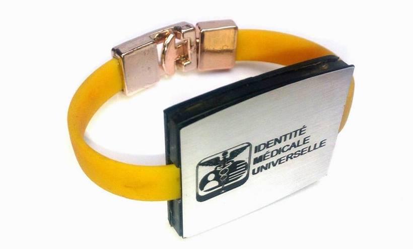 bracelet de santé numérique