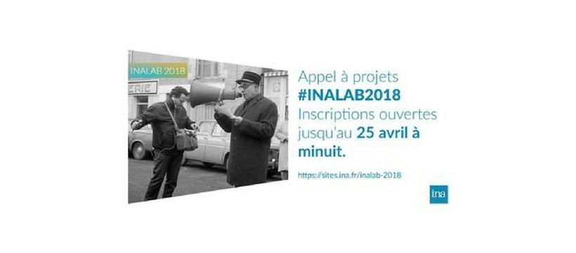 appel à projet INALAB 2018