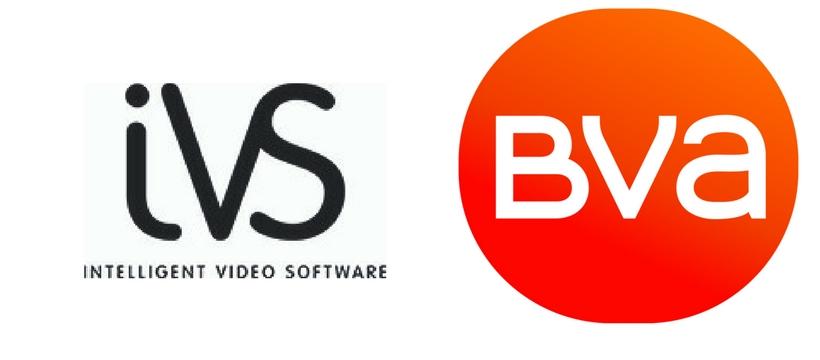 logos startup ivs et groupe bva