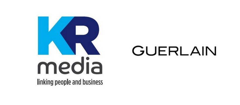 logo kr media guerlain