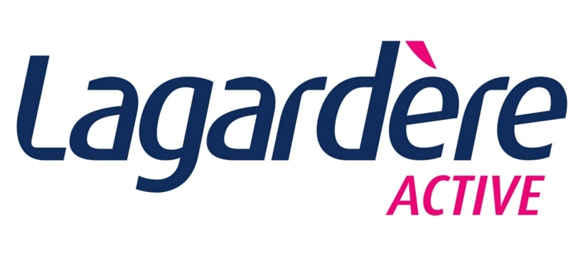 logo de Lagardere active