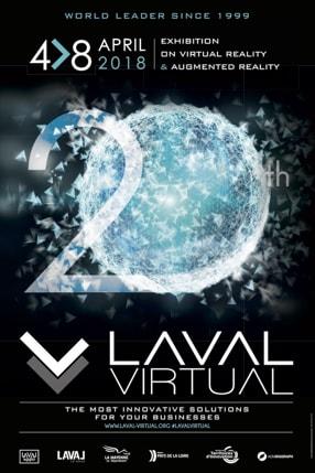 affiche laval virtual