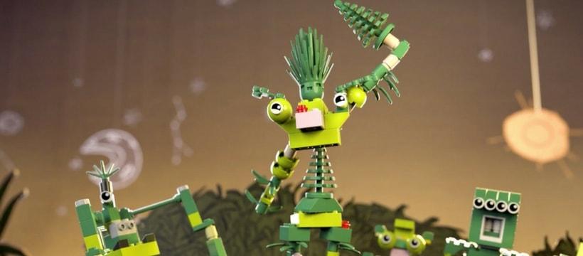 Lego lance des briques à partir de matériaux durables