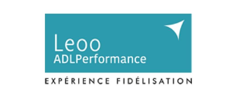 logo de la startup leoo