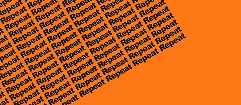 logo les influenceurs repeat
