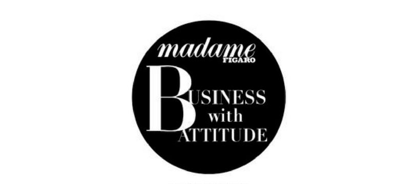 logo prix business with attitude