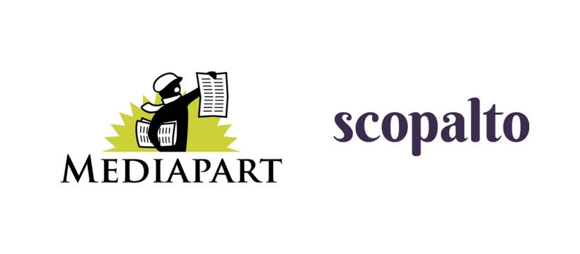 logos scopalto et médiapart