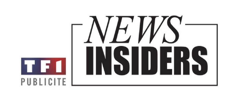 logo TF1 publicité news insider