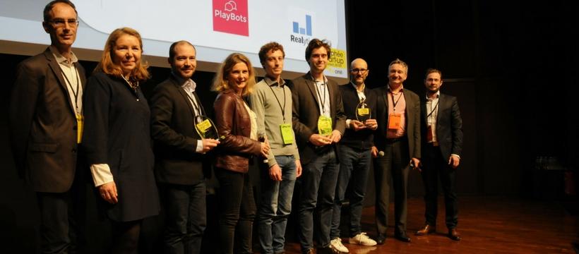 Trophées des startup Martech 2018